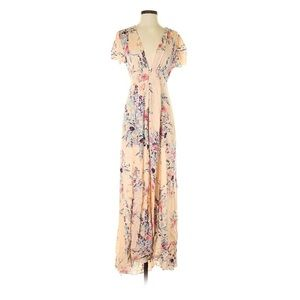 Free People Intimately Floral Cover Up Maxi Dress